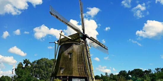 Molino en Holanda