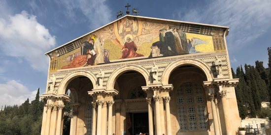 Basílica de Getsemaní Jerusalen