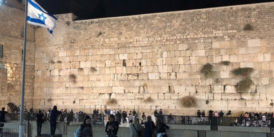 El muro de las lamentaciones Jerusalen