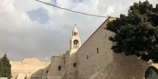 La Basílica de la Natividad Jerusalen