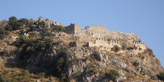 Excursión a Kaunos Turquia
