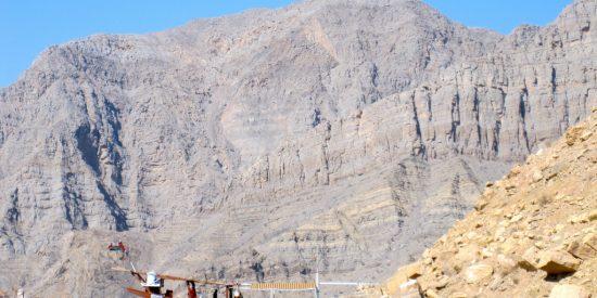 Excursión en Dhow por Khasab