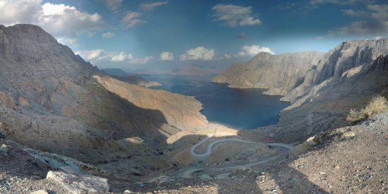 Fiordo de Omán Fiordo de Khasab