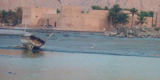 Castillo en Jasab Excursión en Oman