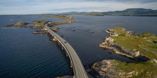 Excursión para cruceros Carretera del atlántico Kristiansand