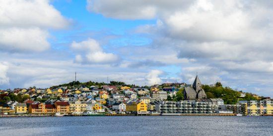Excursión a Kristiansand la carretera del Atlantico