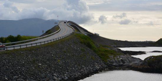 Kristiansand la carretera del atlantico