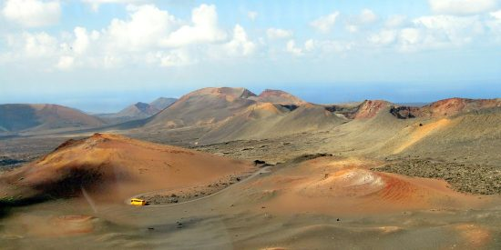 Visita al Parque Nacional de Timanfaya Lanzarote