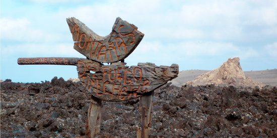 Las montañas del fuego Lanzarote
