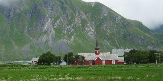 Excursión a Leknes Noruega