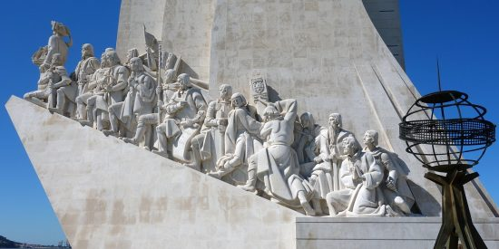 Monumento a los descubrimientos Lisboa