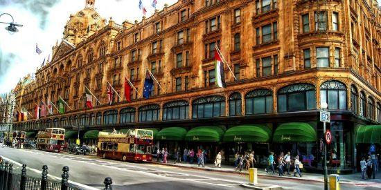 Excursión en autobús por las calles de Londres