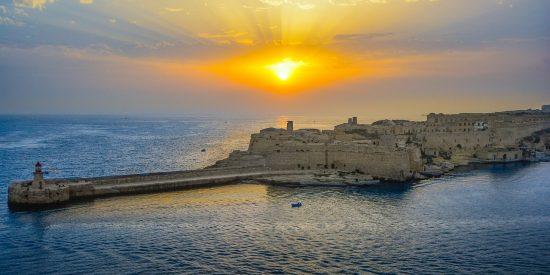 Faro en Malta
