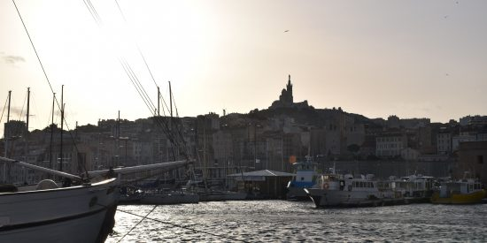 Visita guiada a Marsella