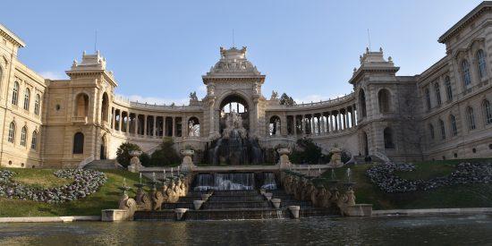 Palais Longchamp en Marsella