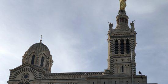 Visita a Notre-Dame de la Garde Marsella