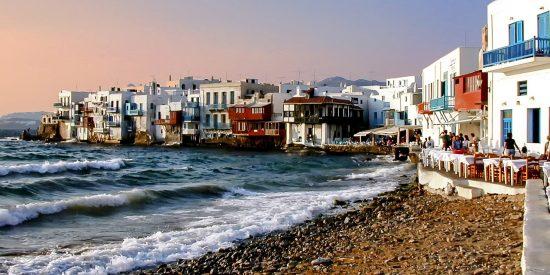 Mikonos Mykonos Grecia
