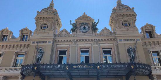 Portada al Gran Casino de Montecarlo