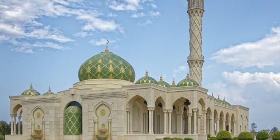 Espectaculares Palacios y Mezquitas en Muscat Mascarate Oman