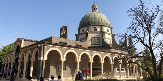 Excursión para crucero Nazareth Tiberias Tour turístico