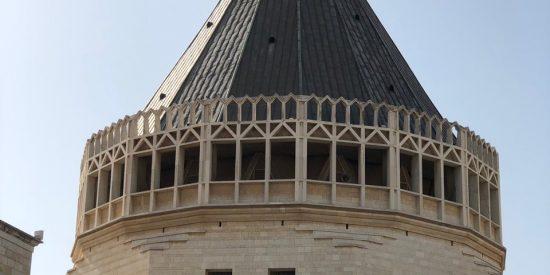 Basílica de la anunciación en Nazareth