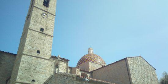 Iglesia de San Pablo Apostol en Olbia Cerdeña