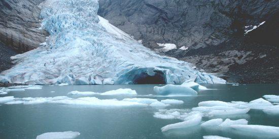 Excursión para crucero al Glaciar Briksdalsbreen Noruega