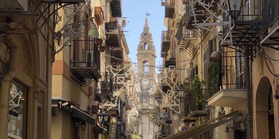 Excursión por las calles de Palermo