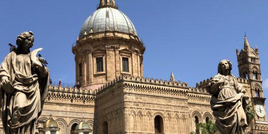 Catedral de Palermo Excursión de Crucero
