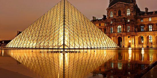 Museo Louvre en Paris