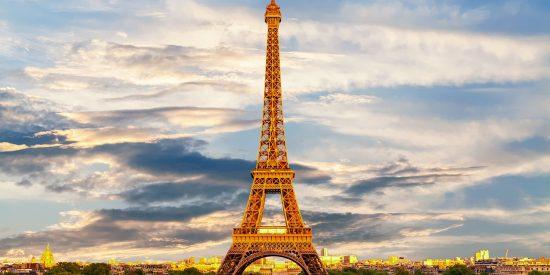 La torre Eiffel París