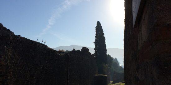 Calles en Pompeya Visita Guiada Excursión cruceros