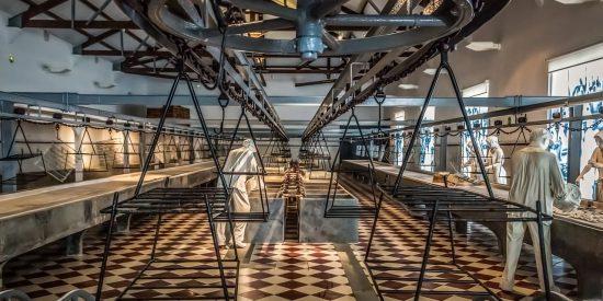 El Museu de Portimao y antigua conservera de sardinas