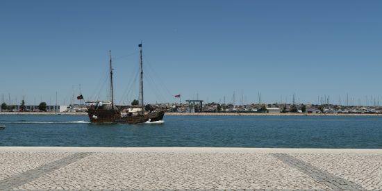 Puerto Portimao Portugal