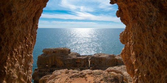 Espectaculares vistas al mar en Portimao