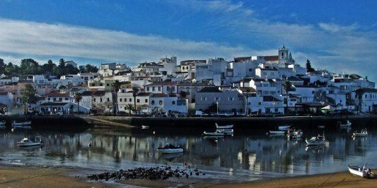 Puerto y Playas en Portimao