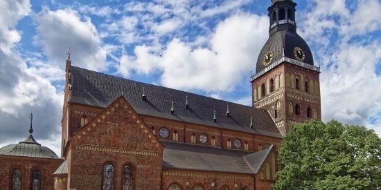 Catedral de Riga Letonia