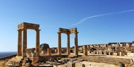 Ciudad de Rodas ciudad antigua de Rodas Crucero por las islas griegas