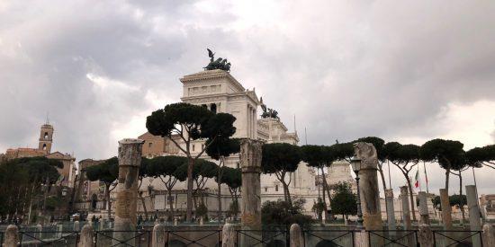 Excursión para cruceros por Roma Puentes, plazas y edificios