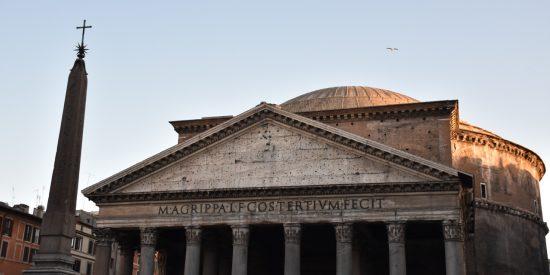 Panteón de Agripa en Roma Excursión por Roma