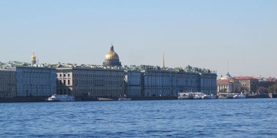 Visita en Español al Hermitage en San Petersburgo