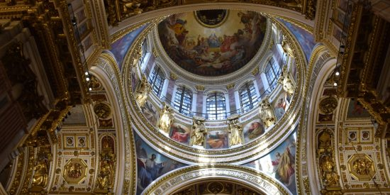 San Isaac en San Petersburgo