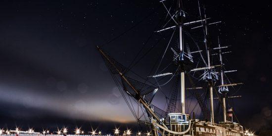 Excursión nocturna por San Petersburgo Rusia