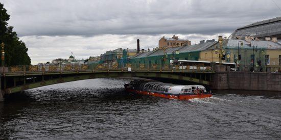 Visita en Español en San Petersburgo