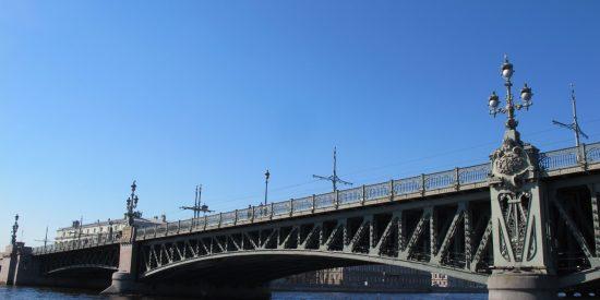 Puente del Palacio San Petersburgo