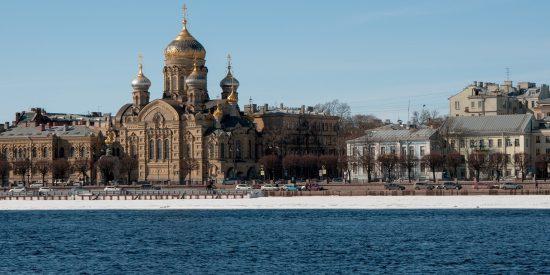 Visita edificios emblemáticos San Petesburgo