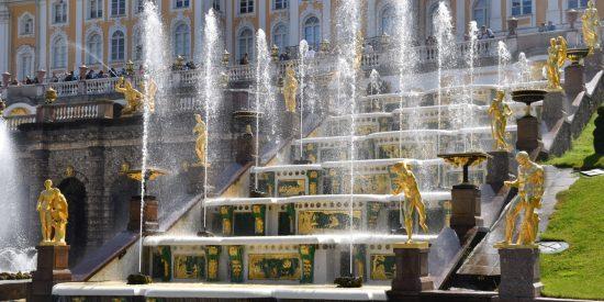 Excursión al Palacio Peterhof