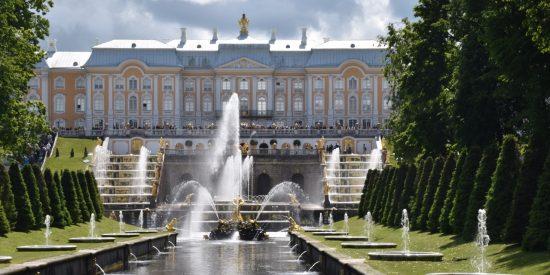 Palacio Peterhof San Petesburgo