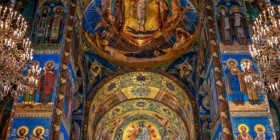 Excursión al interior de la Iglesia del Salvador