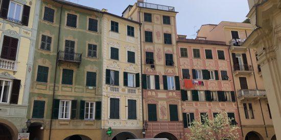 Excursión Santa Margarita Liguría Italia